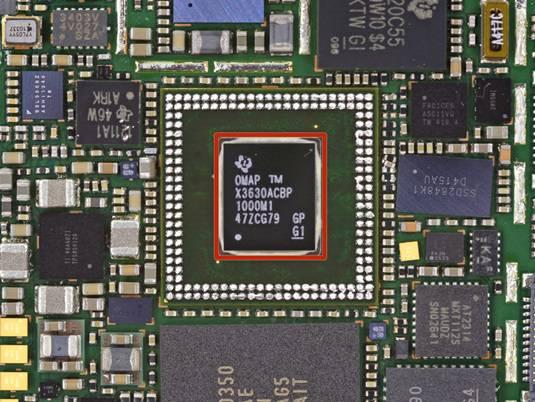 Moto 360 processor
