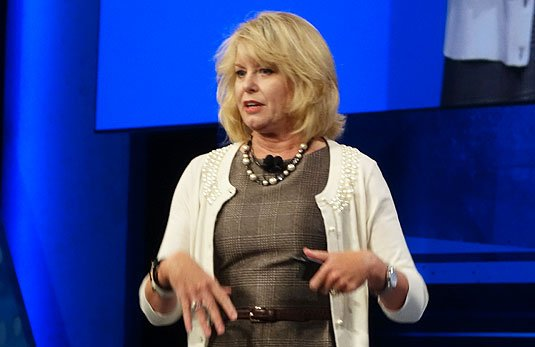 Intel's Diane Bryant at IDF 2014