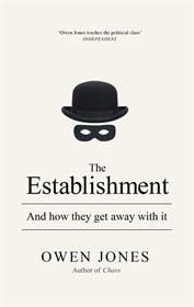 Owen Jones The Establishment book cover