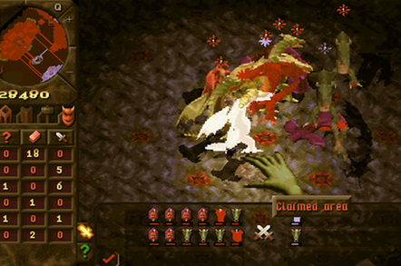 Bullfrog Productions: Dungeon Keeper 1997