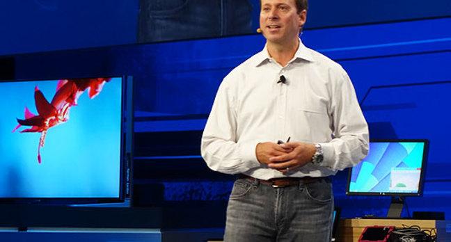 Intel's Kirk Skaugen at IDF 2014