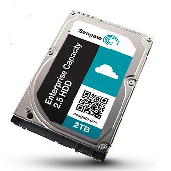 Seagate 2.5-inch Enterprise capacity drive