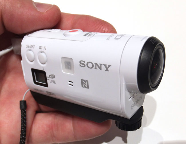 Sony HDR-AZ1VR Action Cam