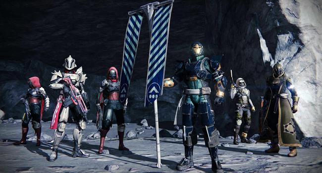 Destiny - Mulitplayer