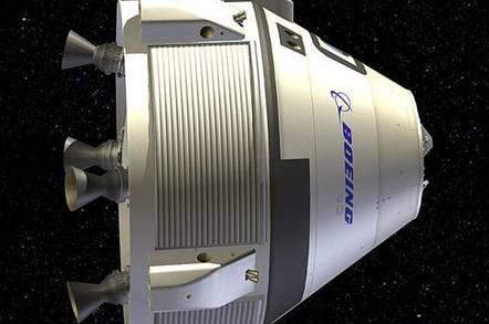 Boeing CST100 capsule