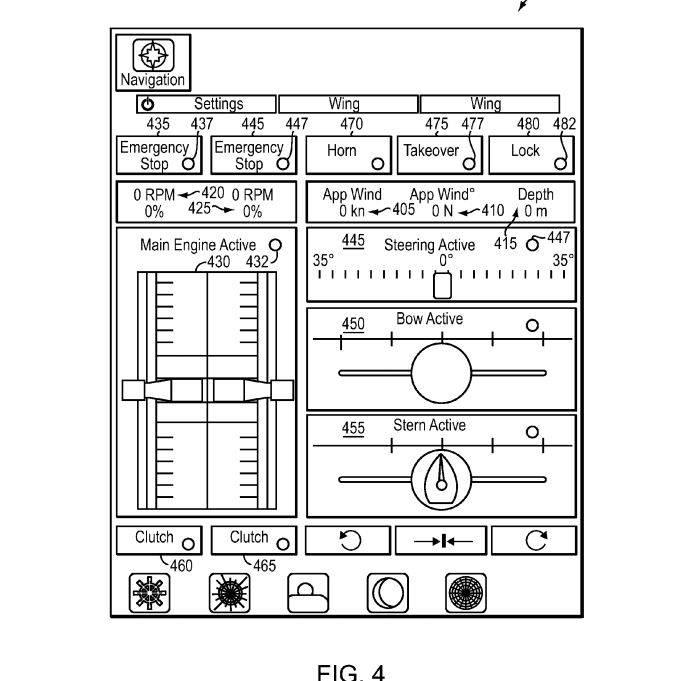 Steve Jobs boat patent