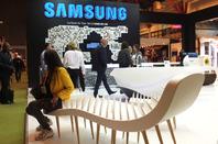 Samsung Staron Hedgehog sofa
