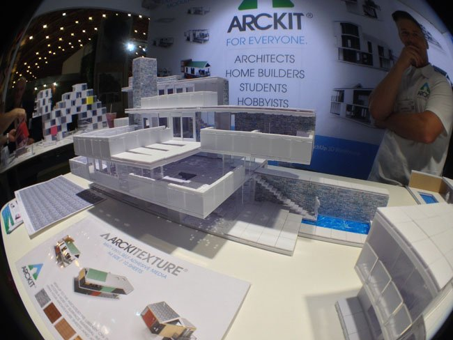 Arckit scale modelling system