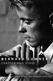 Bernard Sumner, Chapter And Verse book cover