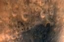 Mangalyaan's first picture of Mars' surface