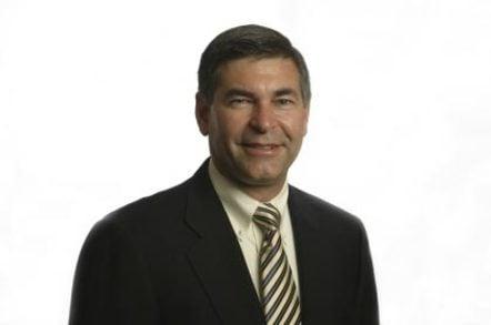 Symantec CEO Michael Brown