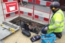 BT Openreach at work