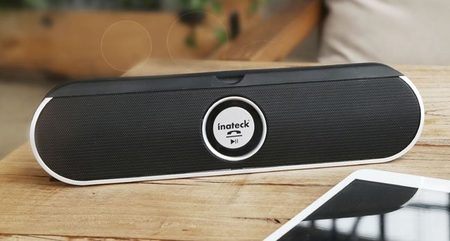 Inateck BP2001 portable Bluetooth speaker