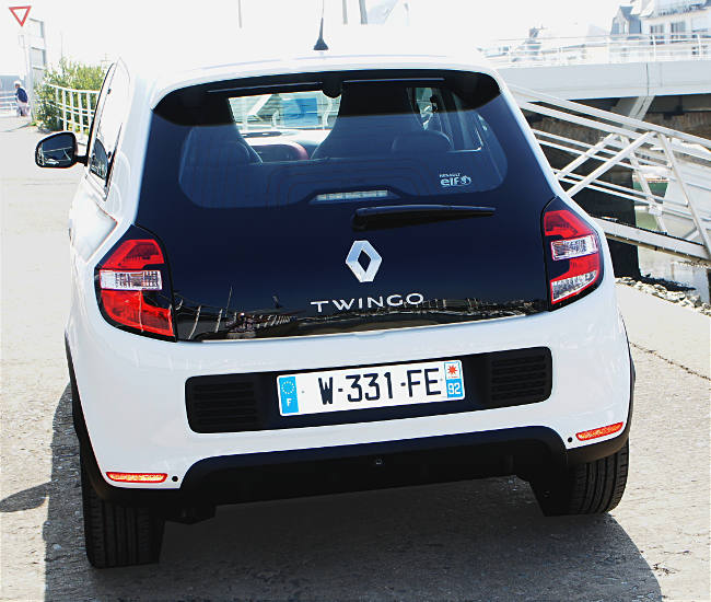 Renault Twingo by Simon Rockman
