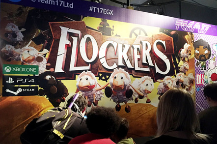 Team17 Digital: Flockers