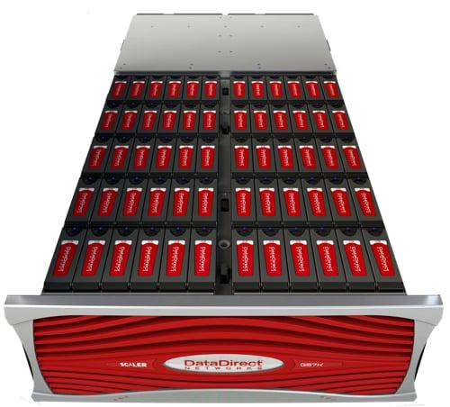DataDirect Networks GS7K appliance