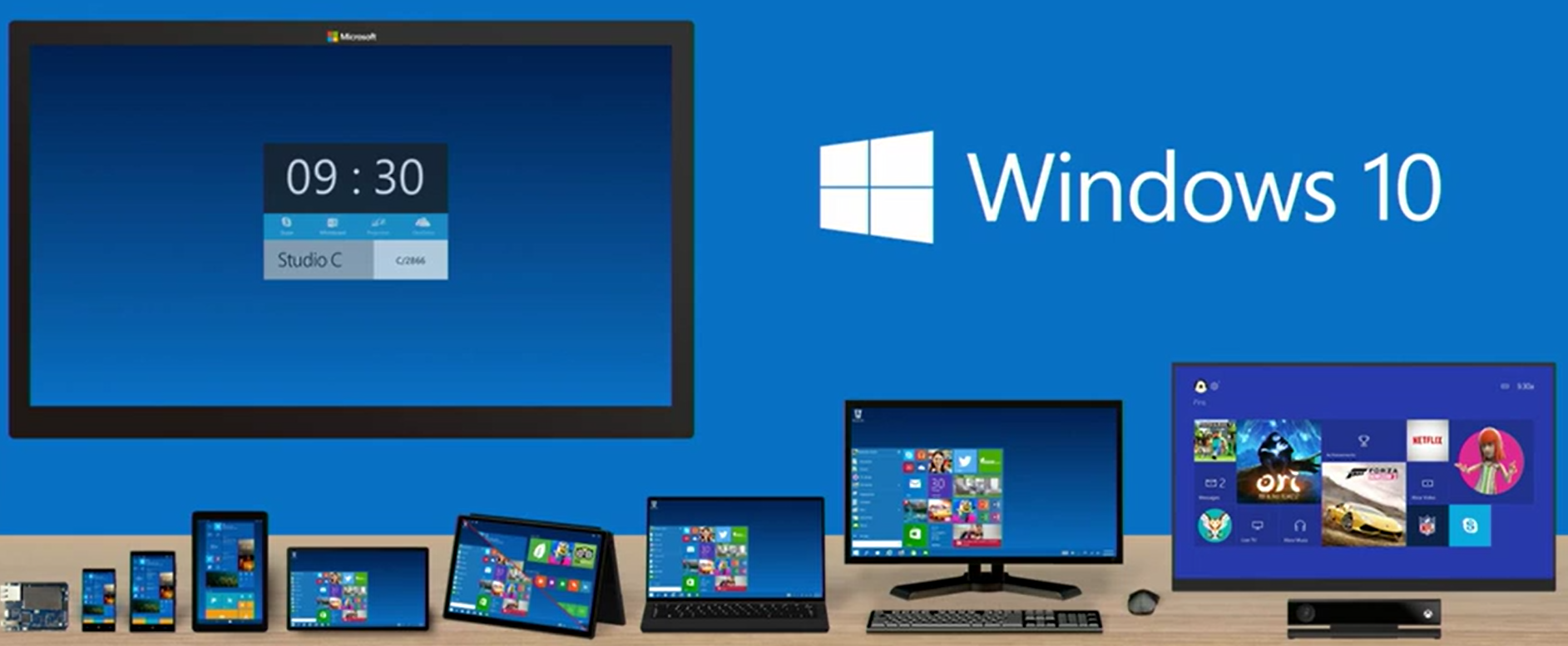 One Windows? How does that work    and WTF is a Universal App? • The