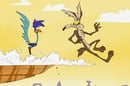 Wile E. Coyote goes over the edge again