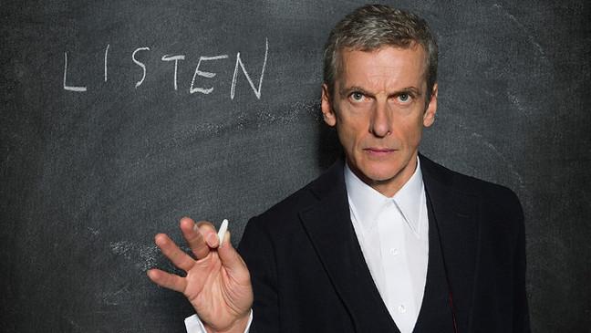 Doctor Who in Listen
