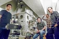 Princeton team finding the Majorana fermion