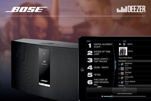 Bose Deezer