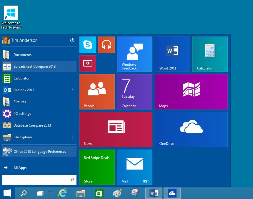 Windows 10 feedback: 'Microsoft, please do a deal with