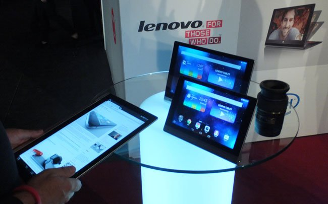 Lenovo Yoga Tablet 2 Android family