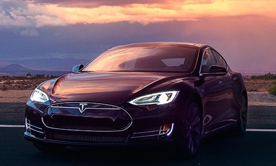 Tesla S Elon Musk Shows The World His D And It S A