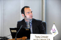 Thomas Schneider, new GAC chair