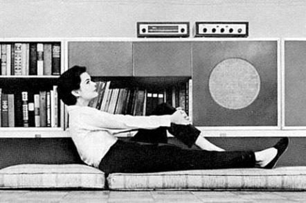 Harman Kardon vintage advert 1957