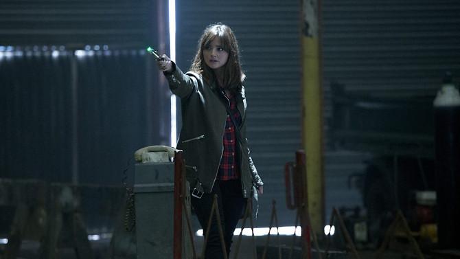 Clara in Flatline