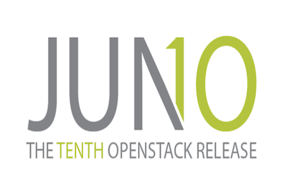 Juno what's just been released? OpenStack 10, that's what