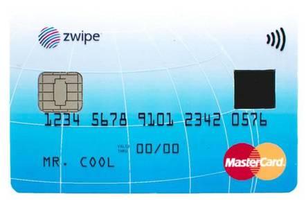 Biometric MasterCard