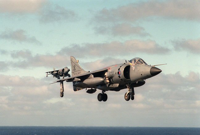 Sea Harriers