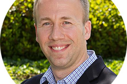 Andrew Warfield, Coho Data CTO