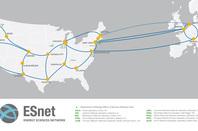 ESNet trans-Atlantic connection