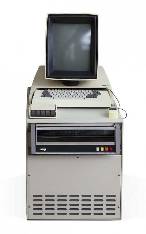 Xerox PARC's world-changing Alto