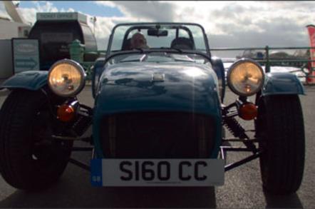Caterham Seven 160 Review The Raspberry Pi Of Motoring The Register