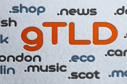 gTLD graphic