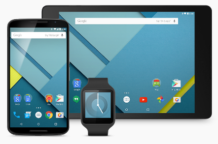 Lollipop unwrapped: Chromium WebView will update via Google Play