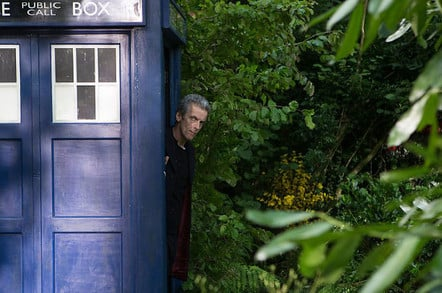 Doctor Who In the Forest of the Night
