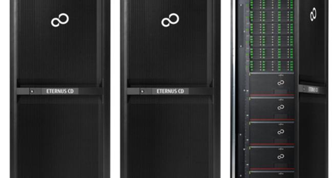 Fujitsu Waves 50pb Monster At Hyperscale Storage Freaks