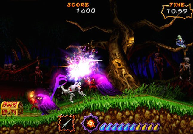 Ultimate Ghouls 'n Ghosts