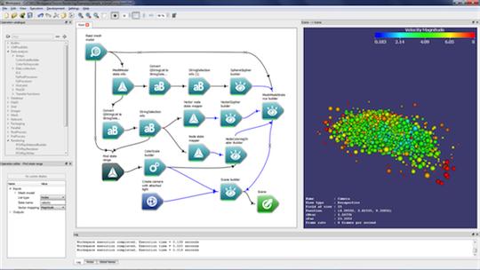 CSIRO's Workspace - workflow screen editor