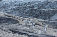 Alien world view in Interstellar