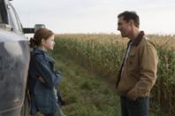 Cooper (Matthew McConaughey) and Murph (Mackenzie Foy)