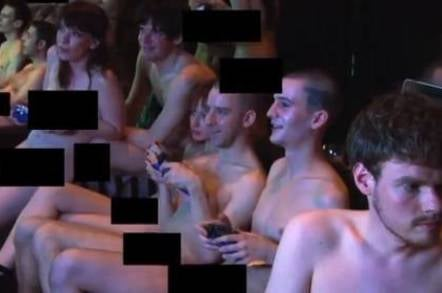 Nude gamers