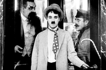 Charlie Chaplin The Cure (1917)