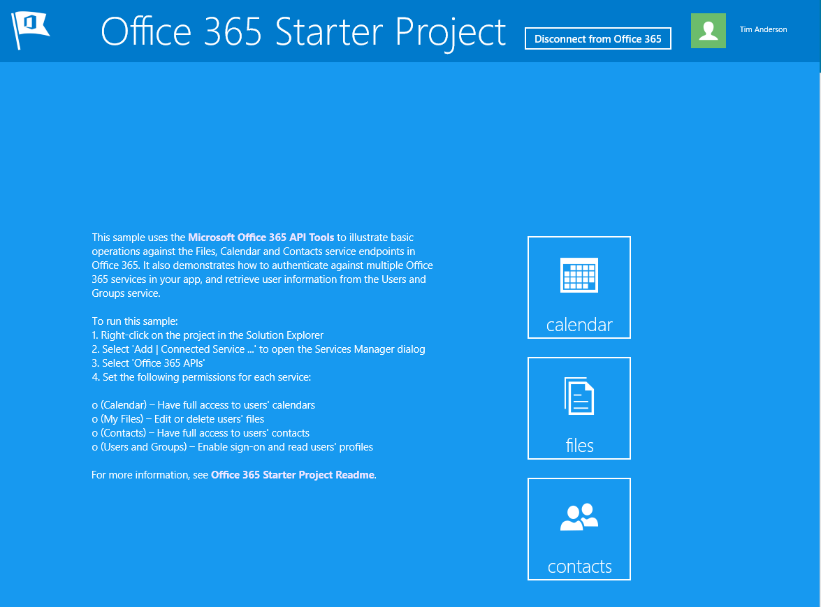 Programming Office 365: Hands On with Microsoft's new APIs • The