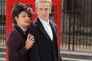 The Doctor and Missy in Dark Water